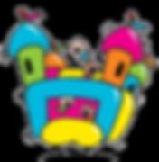 Inflatafun VI logo