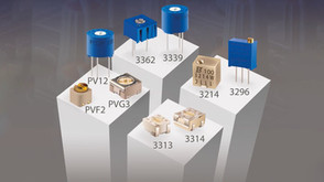 Trimmers & Potentiometer