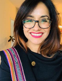 Loraine Segovia Paz: Bolivia & Peru
