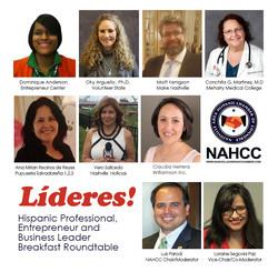 NAHCC : Líderes