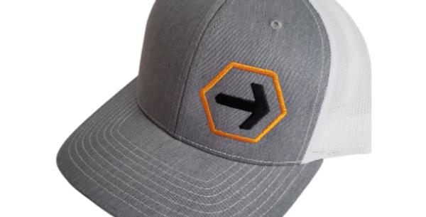 Adjustable Hat - Embroidered