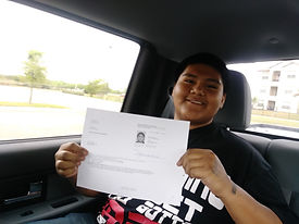 Israel's first ID with Eddie at Jail to Jobs