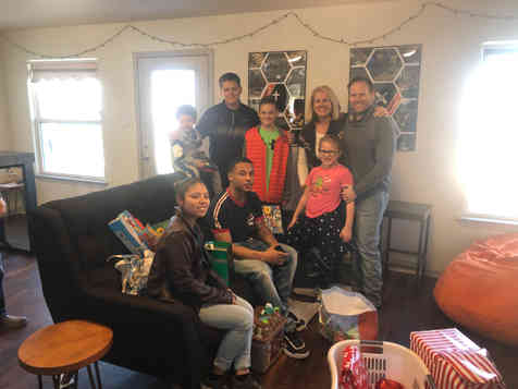 Jail To Jobs giving back to a wonderful family