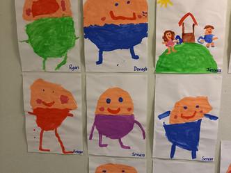 Humpty Dumpty in Ms.Kerrigan's class
