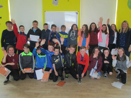 Farewell to 6th Class