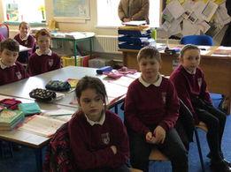 Seachtaine na Gaeilge i rang Maistir Regan!