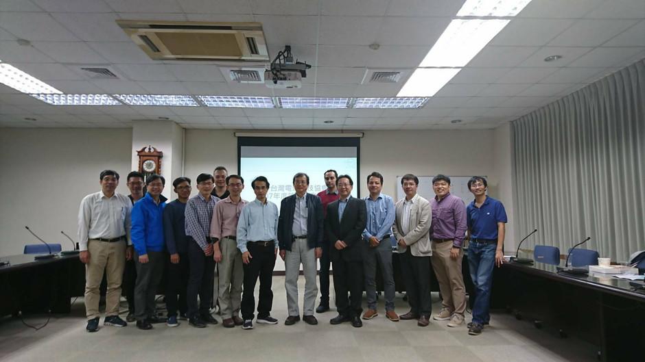 台灣電漿科技協會107年會員大會