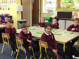 Seachtaine na Gaeilge i Rang Ms.Kerrigan