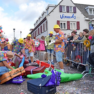 Grote Optocht 2018