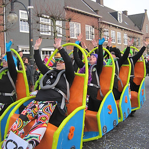 Grote Optocht 2014