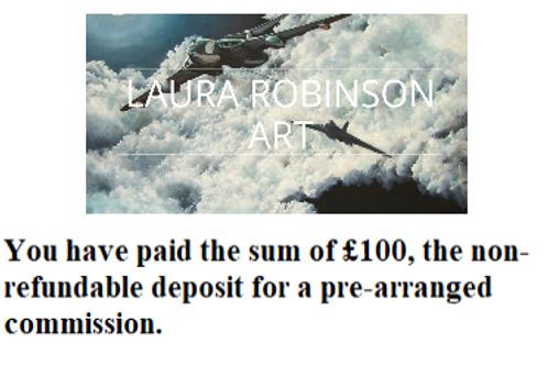 Commission Deposit