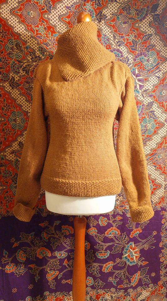 'First Light' jumper