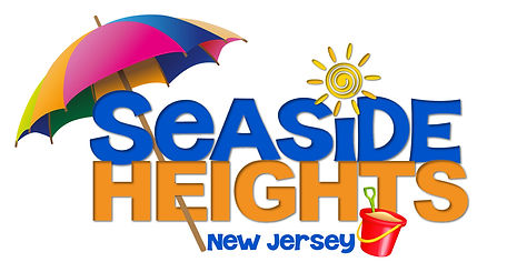 Seaside Heights logo design by Kathy Cacicedo