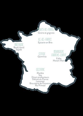 Fanes Club - Fournisseurs France