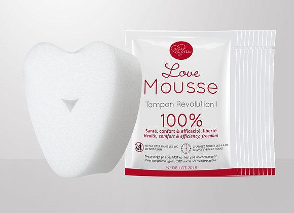 Love Mousse x10