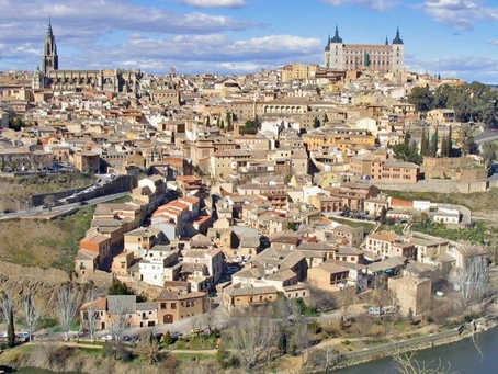 Toledo - a day trip from Madrid