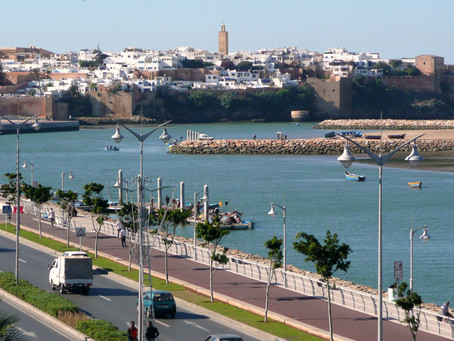 Rabat to Fes - Wednesday 31st May