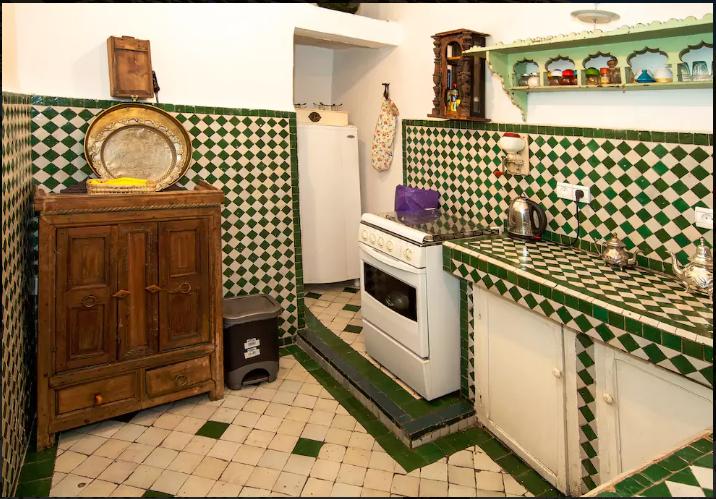 Fes kitchen