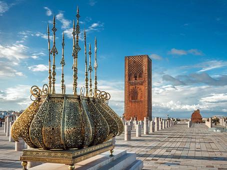 Marrakesh to Rabat - Tuesday 30th May