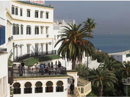 Tangier - Saturday 3rd June