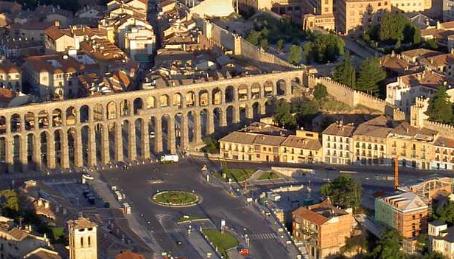 Segovia - a daytrip from Madrid