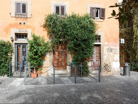 Rome - Monday 12th June