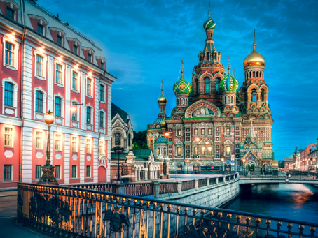Cruise to Russia, or Riga?