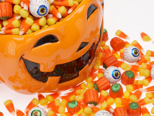 The Scariest Thing about Halloween!