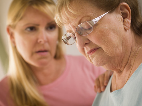 Helpful Hints for Delivering Bad News to Senior Parents