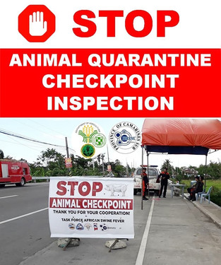 ANIMAL CHECKPOINTS