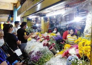 Flower vendors expect profits amid Covid-19