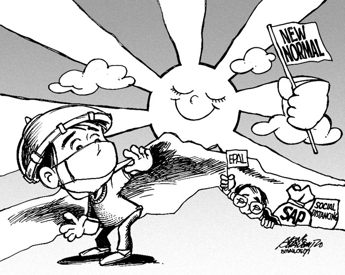 Editorial New Normal Needs To Be Epal And Corruption Free
