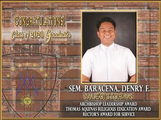 Minor Seminary conducts Virtual Graduation