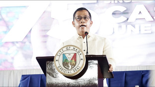 Legacion delivers State of City Report