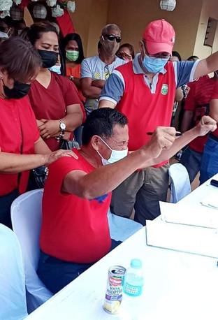 Suspension ki Bongalonta pig-apelar sa Malacañan