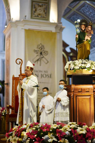 Caceres launches Year of Mission to celebrate 500 years of Christianity