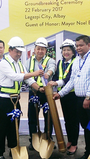 P1.5B mall soon to rise in Albay
