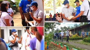 CamSur gov't evacuates over 73,000 residents
