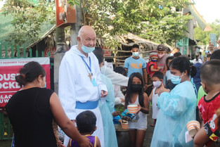 Missionaries of the Poor founder marks 50th year