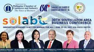 CSCCI to host 30th SOLABC