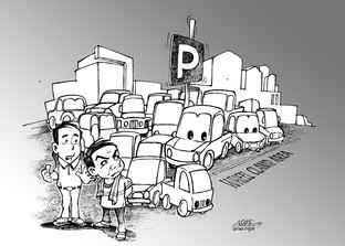 EDITORIAL: Vehicle Parking Paralysis