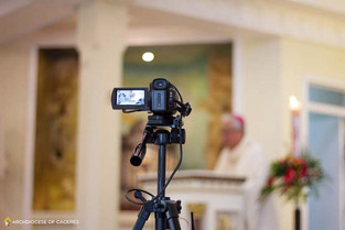 The Archdiocese of Caceres and Mass Media