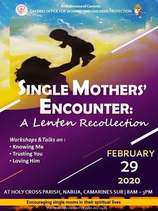Singel Mothers' Encounter