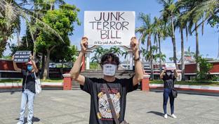 Youth groups slam Anti-Terrorism Bill