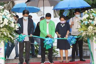 Naga's Plaza Rizal reopens