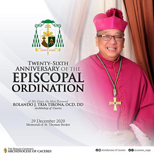 Episcopal Ordination