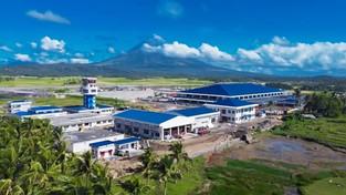 Bicol Int'l Airport to open Dec 2021