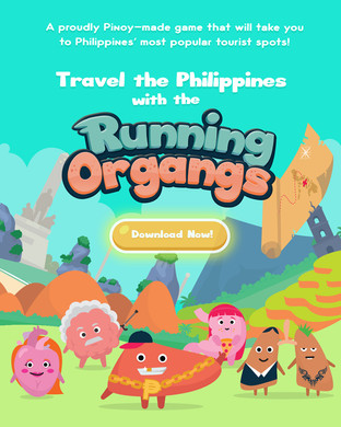 Running Organgs — the new Pinoy-made mobile game is taking the country by storm