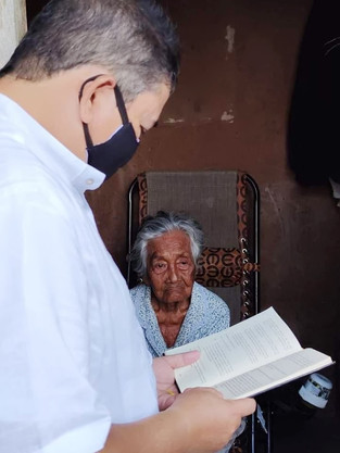 Parish Ministry for PWDs attracts volunteers