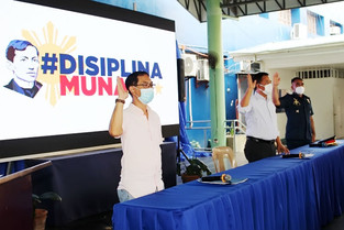 DILG launches'Disiplina Muna' advocacy